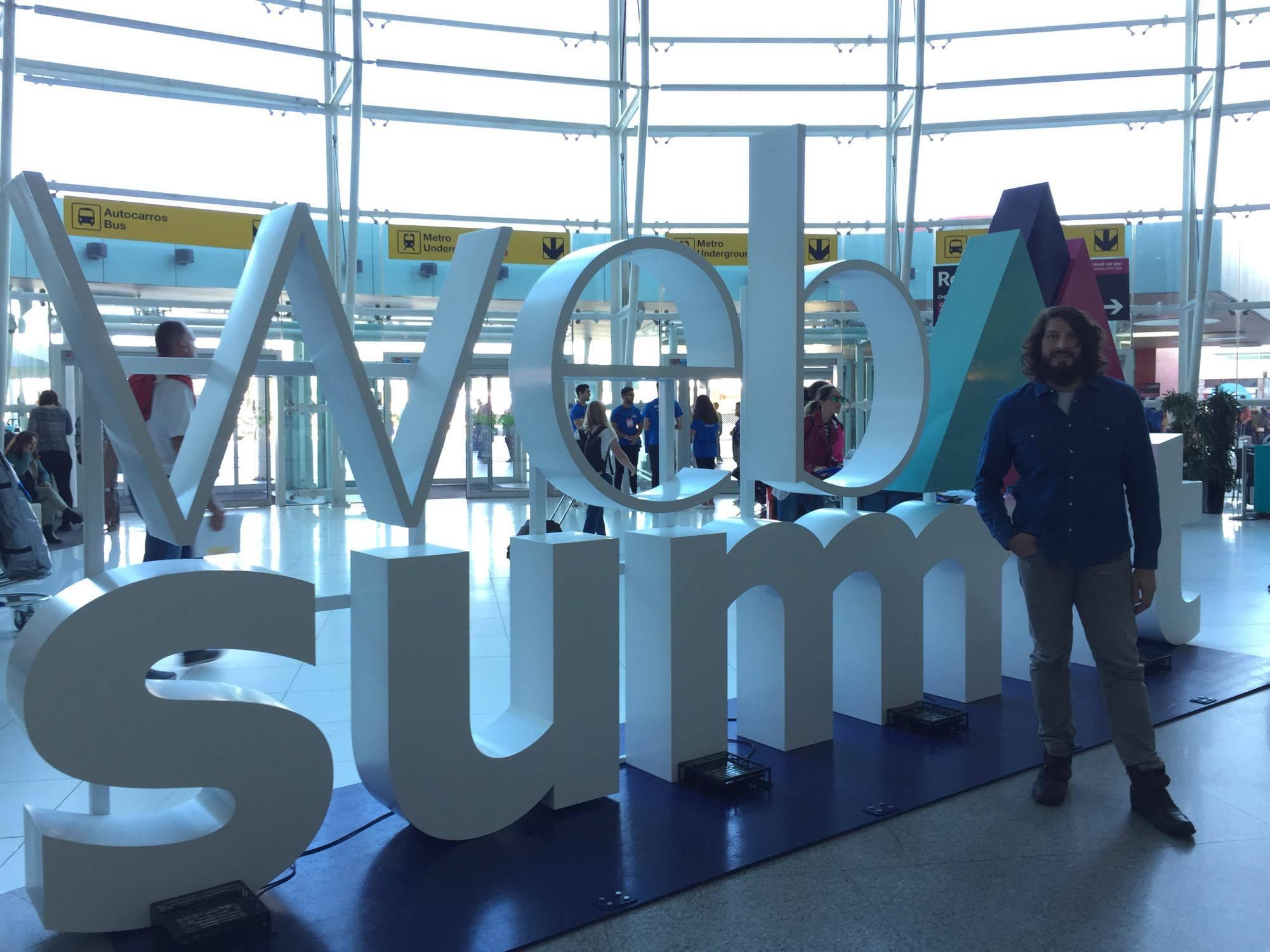 Marc @Web Summit