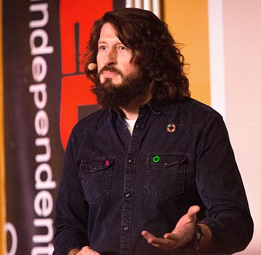 Marc @TEDx FSU Jena
