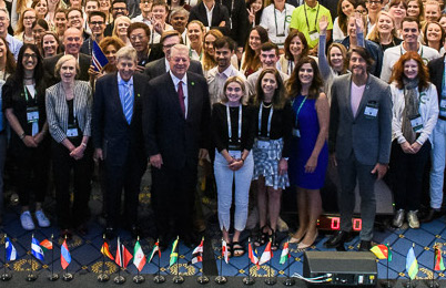 Al Gore Group Photo