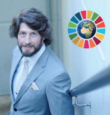 Marc Color SDG Real Earth Logo