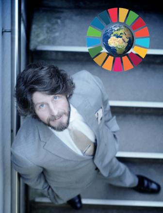Marc Color Top SDG Real Earth Logo